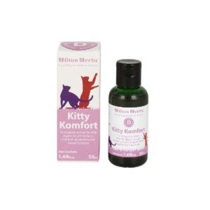 Hilton Herbs® Kitty Komfort fonctionnement digestif du chat Valcreuse boutique