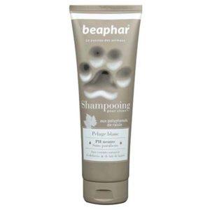 Beaphar® shampoing poils blancs