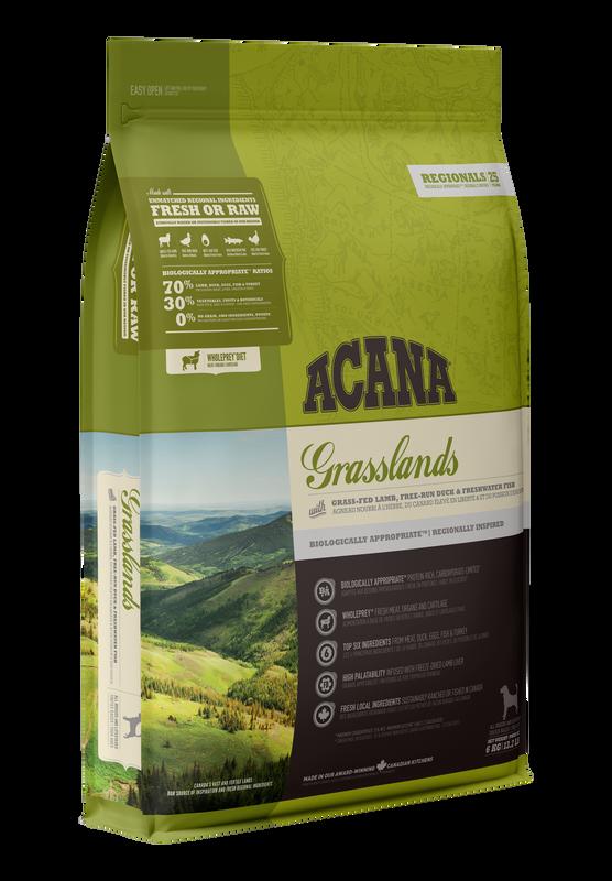 Regionals Grasslands Acana®