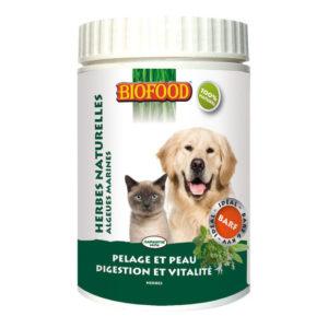 Mélange d'herbes et algues Biofood®