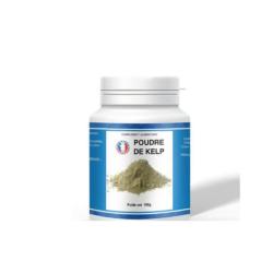 Poudre de Kelp (anti-tartre, apport en iode)